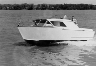 Image 077 (Powerboats, Inc. 22-foot Cruiser, 1960)