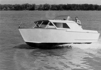 Image 077 (Powerboats, Inc. 22-foot Cruiser, 1960)